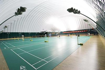 气膜结构体育馆