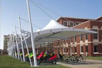 山西自行车车棚